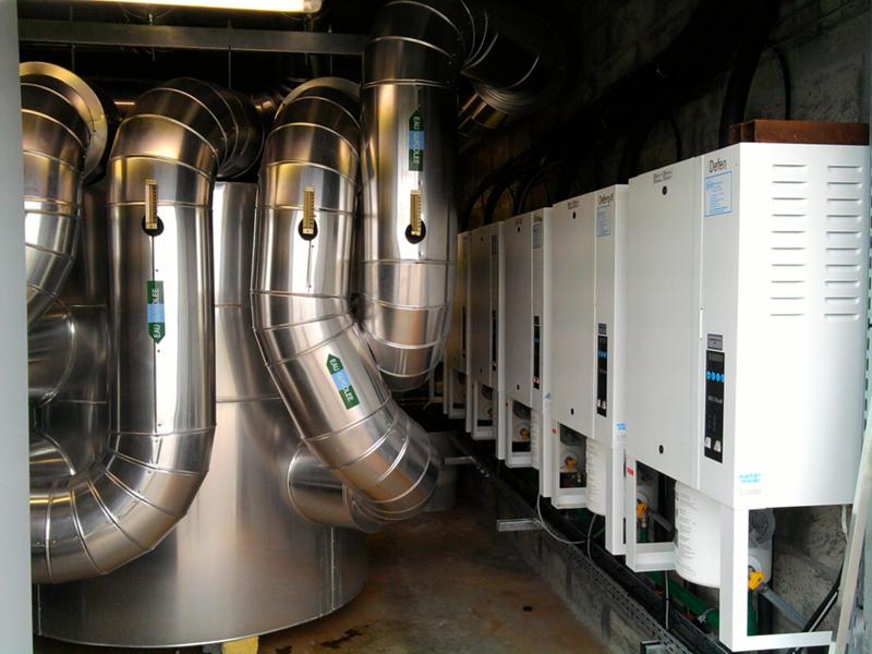 Chaudière biomasse industrielle et autres
