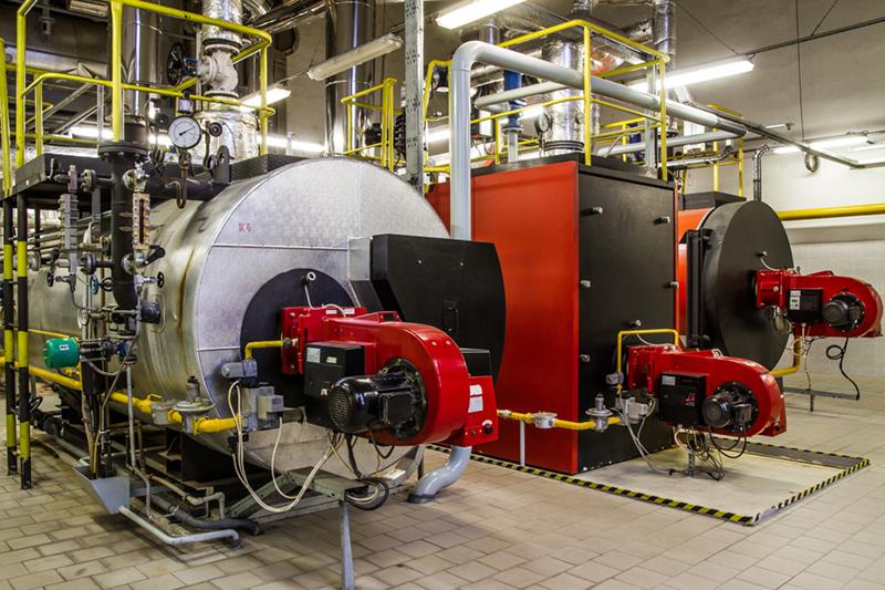 SAITA Entreprise : chaudière gaz industrielle