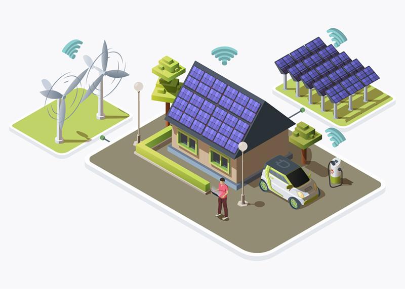 Energie solaire thermique et photovoltaïque