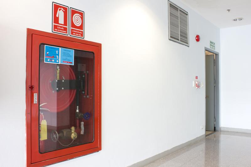 Solution incendie Saita - sécurité des bâtiments